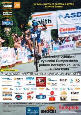 závěrečná vyjížďka_plakát 2015